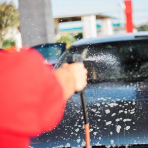 Interior And Exterior Car Wash S M